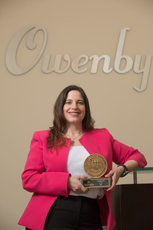 Joy Owenby, Owner and Managing Member