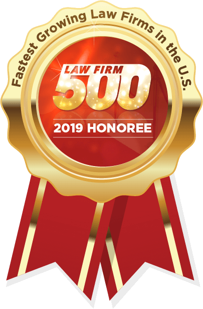 500 Fastest Growing Law Firms 2019